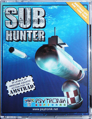 Sub Hunter (Amstrad CPC)