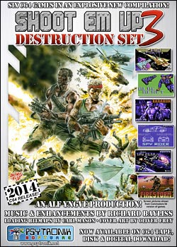 Shoot 'Em Up Destruction Set 3 (C64)