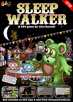 Sleepwalker Quadrilogy (C64)